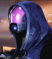 The International Tali Conservation Group. Miranda will be shot on sight. For the most devout Tali fans only. Tali forever!